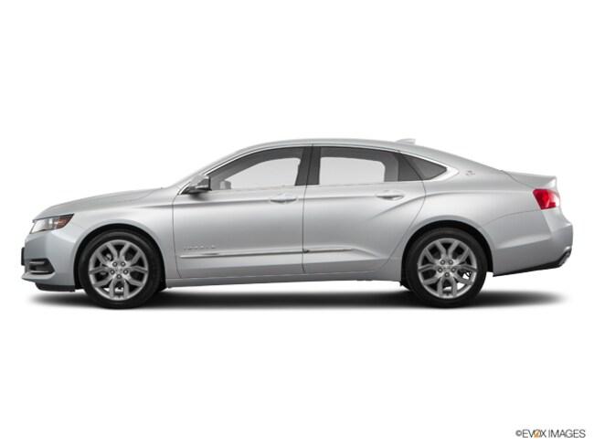 Used 2017 Chevrolet Impala Premier w/2LZ Sedan in Amarillo