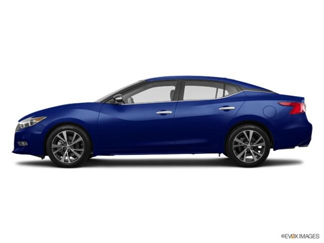 2017 Nissan Maxima 3.5 SL Sedan