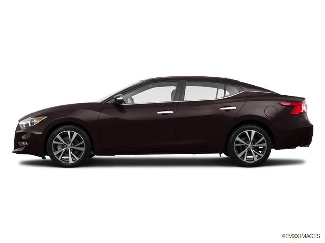 2017 Nissan Maxima 3.5 Platinum (CVT) Sedan