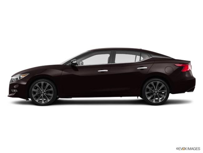 2017 Nissan Maxima 3.5 SR Sedan