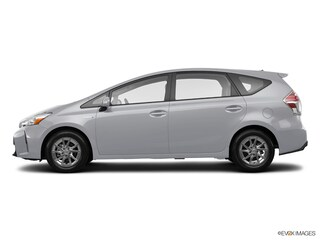 New 2017 Toyota Prius v 5-Door Four Wagon 1772600 near Auburn, MA