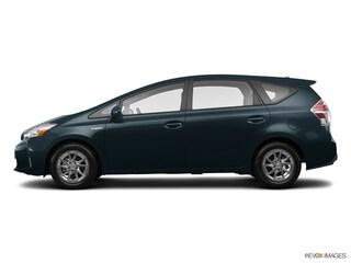 New 2017 Toyota Prius v 5-Door Four Wagon serving Baltimore