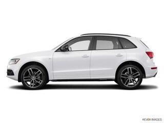Used 2017 Audi Q5 3.0T Premium Plus SUV in Broomfield, CO
