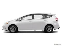 2017 Toyota Prius v Three Three
