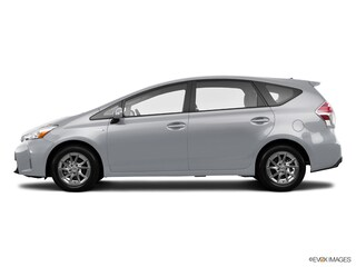 New 2017 Toyota Prius v Three Wagon in Ontario, CA