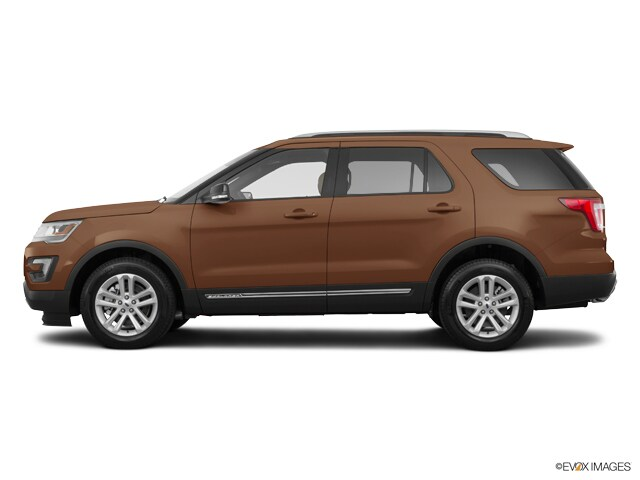 Used 2017 Ford Explorer XLT Front-Wheel Drive XLT SUV 6