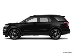 Used 2017 Ford Explorer Sport SUV for sale in Encinitas, CA