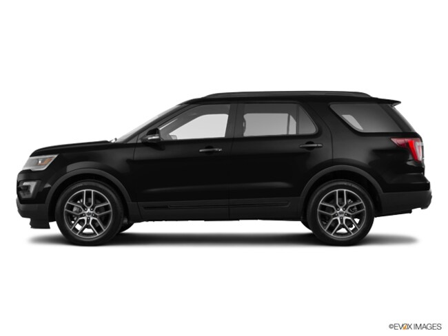 Used 2017 Ford Explorer Sport SUV For Sale DeKalb, IL