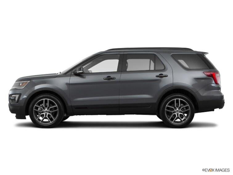 2017 Ford Explorer Sport AWD Sport  SUV 43871A