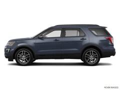 inBaltimore 2017 Ford Explorer Sport SUV New
