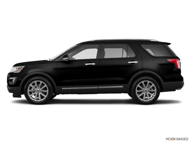 Used 2017 Ford Explorer Limited Limited  SUV For Sale Dickson, TN
