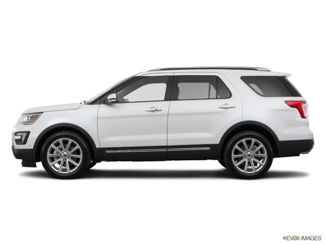 2017 Ford Explorer Limited FWD Sport Utility