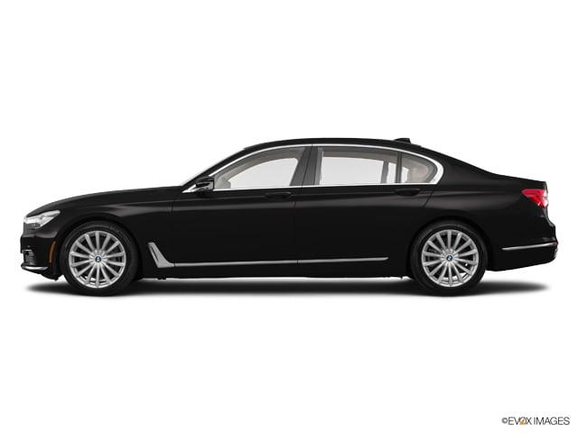 2017 BMW 740i xDrive Sedan