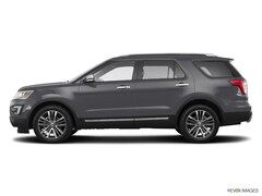 Used 2017 Ford Explorer Platinum SUV for sale in San Bernardino