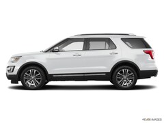 New 2017 Ford Explorer Platinum Sport Utility in Broomfield