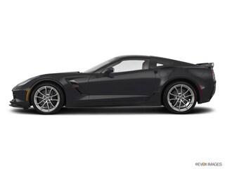 New 2017 Chevrolet Corvette Grand Sport Coupe H5104245 Danvers, MA