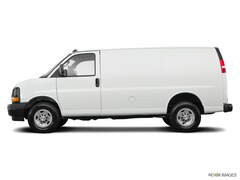 2017 Chevrolet Express 2500 Work Van Cargo