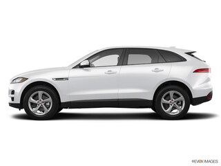 Used 2017 Jaguar F-PACE 35t Premium SUV PHA065254 for sale near Houston