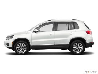 Used 2017 Volkswagen Tiguan 2.0T Wolfsburg Edition SUV for sale in Cerritos at McKenna Volkswagen Cerritos