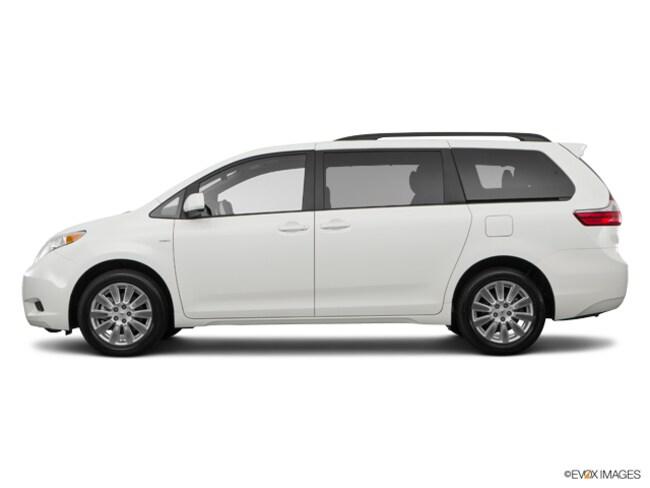 New 2017 Toyota Sienna LE 8 Passenger Van in Avondale, AZ