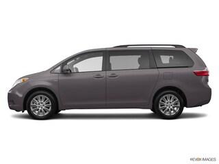 2017 Toyota Sienna LE 8 Passenger Van
