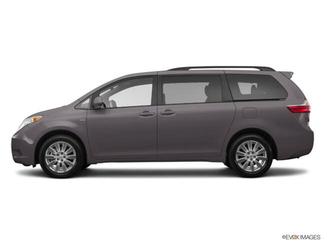 2017 Toyota Sienna LE MVAN