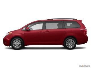 New 2017 Toyota Sienna LE 8 Passenger Van for sale in Modesto, CA