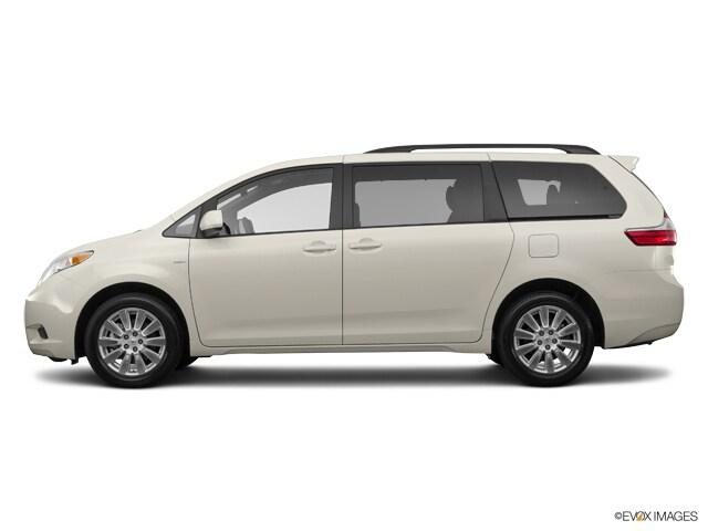 2017 Toyota Sienna LE Minivan/Van