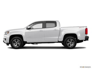Used 2017 Chevrolet Colorado Z71 Truck near Raleigh & Durham