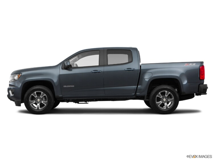 Used 2017 Chevrolet Colorado 4WD Crew Cab Z71 Truck for sale in the Bay Area