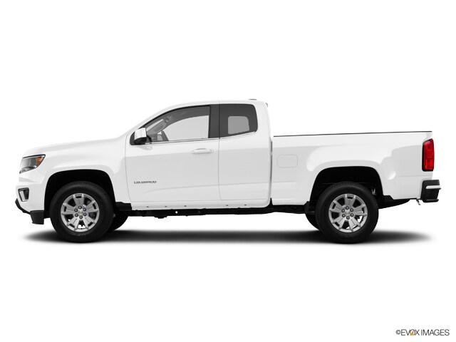 New 2017 Chevrolet Colorado LT Truck Extended Cab Winston Salem, North Carolina