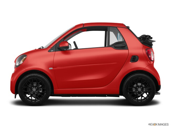 New 2017 smart fortwo Convertible In San Francisco Bay Area