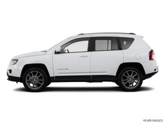 2017 Jeep Compass Latitude FWD SUV