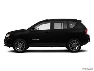 Used 2017 Jeep Compass Latitude FWD SUV 1C4NJCEB4HD160207 in Farmington, NM