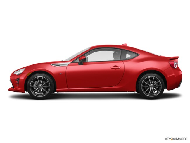 2017 Toyota 86 2dr Coupe Coupe