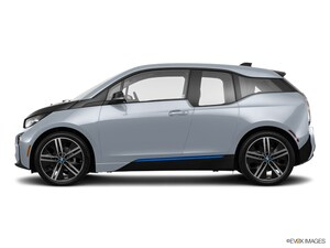 2017 BMW i3 with Range Extender 94 Ah