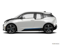 2017 BMW i3 with Range Extender 94 Ah Hatchback 1 speed automatic