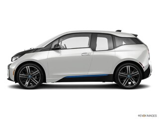 Used 2017 BMW i3 with Range Extender Hatchback in Los Angeles