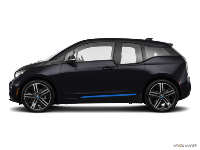 2017 BMW i3 with Range Extender 94 Ah Hatchback Medford, OR