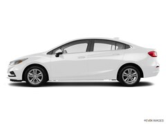 Used 2017 Chevrolet Cruze LT Auto Sedan in Altus, OK