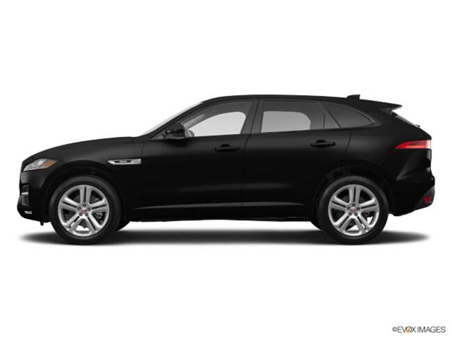 2017 Jaguar F-PACE 35t R-Sport 35t R-Sport AWD