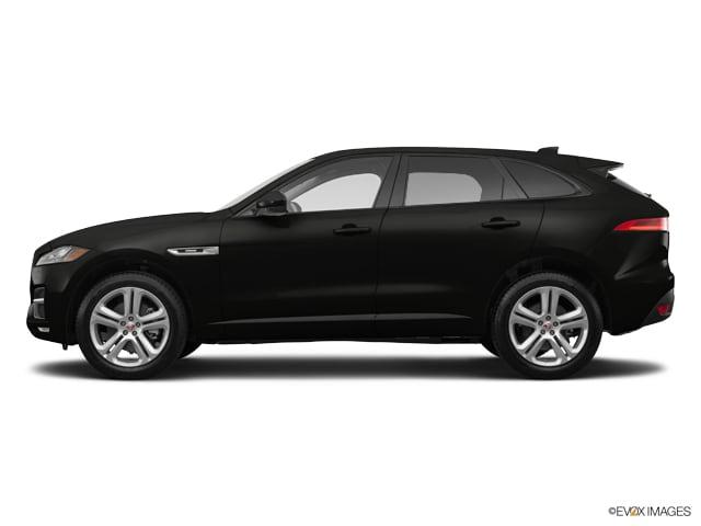2017 Jaguar F-PACE 35t R-Sport SUV