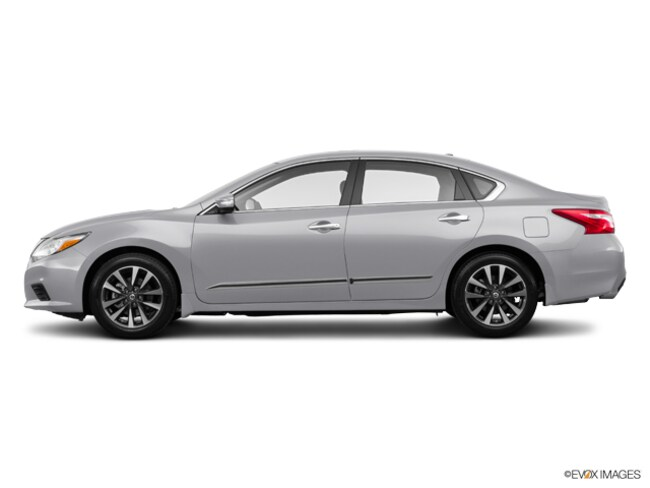 Certified Pre-Owned 2017 Nissan Altima 2.5 SV Sedan in Manchester, NH