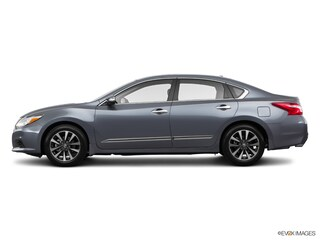 2017 Nissan Altima 2.5 SV Sedan Car