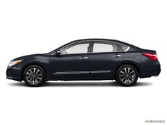 2017 Nissan Altima 2.5 SV Sedan