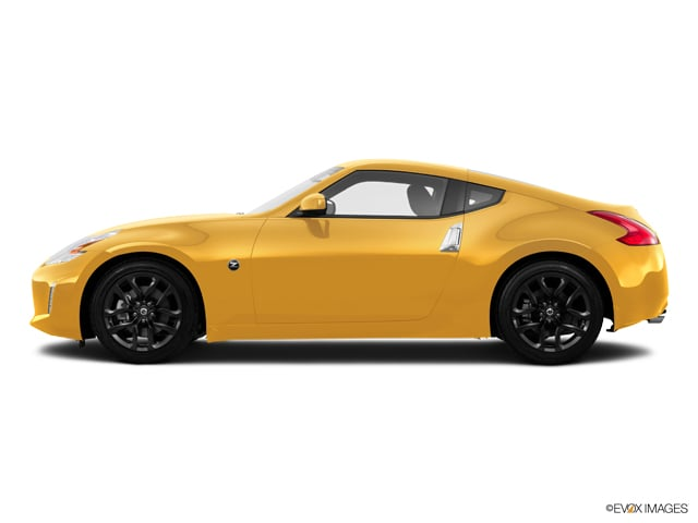 2017 Nissan 370Z Base (M6) Coupe