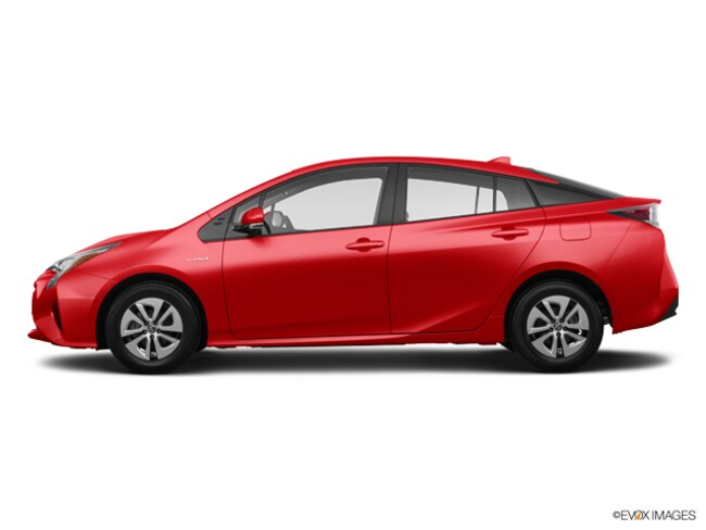 New 2017 Toyota Prius Two Eco Hatchback for sale in Dublin, CA