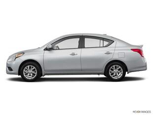 2017 Nissan Versa SV Sedan