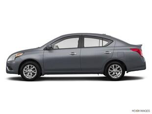 2017 Nissan Versa 1.6 SV Sedan