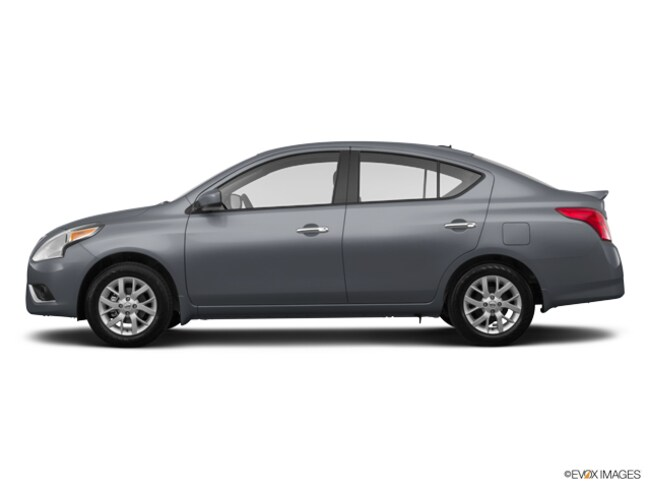 Certified Used 2017 Nissan Versa 1.6 SV Sedan for sale in CT